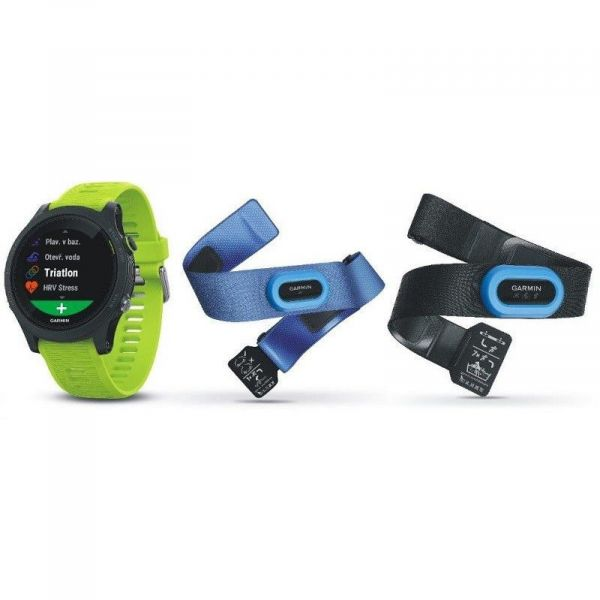 Garmin Forerunner 935 Optic TRI Bundle
