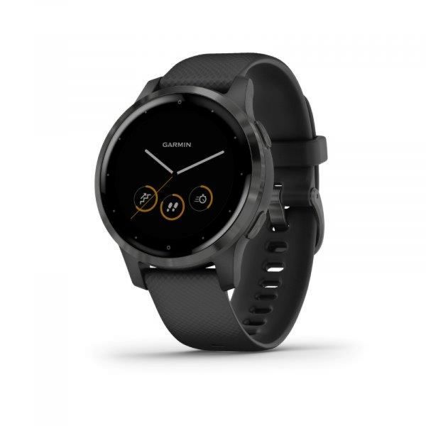 Garmin vívoactive 4S Gray/Black